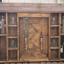Drinks unit with Dispensers  - Woodworking Project by Paul Swift