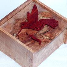 Tea box - Woodworking Project by Celticscroller