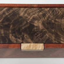 Bloodwood Box  - Woodworking Project by kdc68