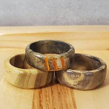 Scrapwood rings - Woodworking Project by Hilltop woodworking