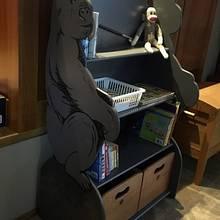 Gorilla shelf finished - Woodworking Project by Narinder Jugdev
