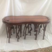 Coffee table - Woodworking Project by Tom