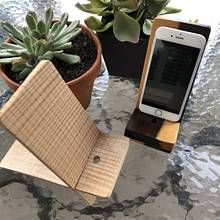 Cell Phone Caddy - Woodworking Project by DoubleC
