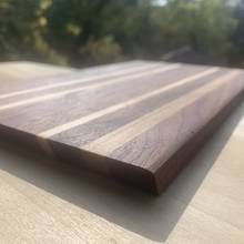 Hardwood cutting board - Woodworking Project by Kayden