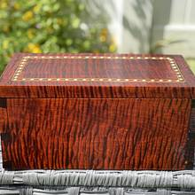 Tea Caddy - Woodworking Project by MattL