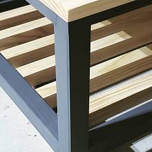 Minimalistic Coffee Table - Woodworking Project by omegawrx