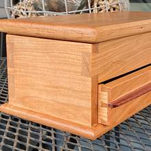 Desktop Organizer - Woodworking Project by Wade Pennell