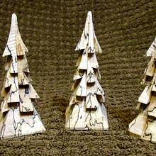 More Decorative Trees - Woodworking Project by jbschutz