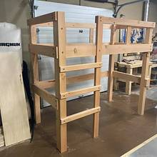 Bunk beds - Woodworking Project by JLH