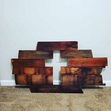 Barnwood cross - Woodworking Project by Hilltop woodworking