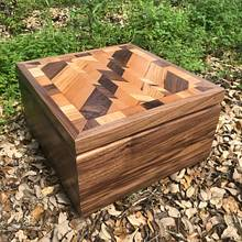 Makeup box - Woodworking Project by Wurstwoodwork