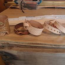 "Some of my ""stuff"" - Leatherworking Project by Briar"