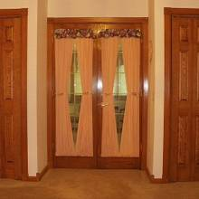 Bifold Closet Doors - Woodworking Project by Lightweightladylefty