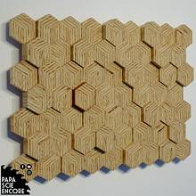 Patterned Plywood 3D - Woodworking Project by Aurélien