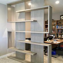 Home office - Woodworking Project by Narinder Jugdev