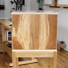 Converge Cabinet - Woodworking Project by Norman Pirollo