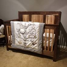 Convertible Crib - Woodworking Project by BWD