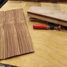 Kingwood Veneer Clocks - Woodworking Project by Karson