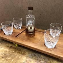 Bourbon Board - Woodworking Project by Chattahoochee Woodcraft