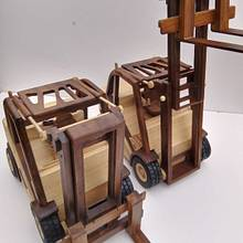 Forklift - Woodworking Project by Dutchy