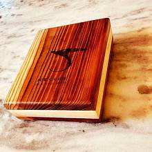 Redwood and maple fly box - Woodworking Project by Okie Craftsman