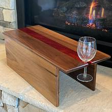 Couch Caddy - Woodworking Project by AlphaKiloWoodworking