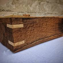 Storage Box - Woodworking Project by René Pittner