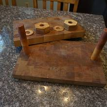 Plant press. - Woodworking Project by Madts