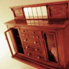 Craftsman Hutch - Woodworking Project by William Niver