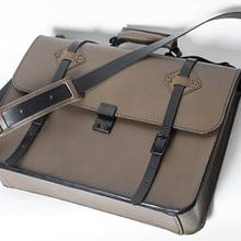 Dartmouth Briefcase - Leatherworking Project by Glenn