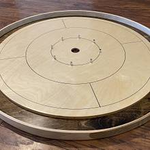 Crokinole Boards - Woodworking Project by John Morgan