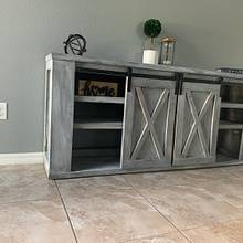 Entry table  - Woodworking Project by Ian Richardson