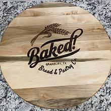 Custom Cutting Board (Sign) - Woodworking Project by John Morgan