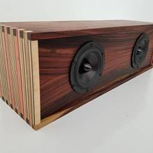 Bluetooth speaker - Woodworking Project by MisterB