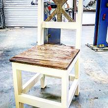 Dining chair - Woodworking Project by HandJWW