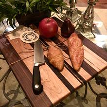 Colossal Cutting Board - Woodworking Project by DoubleC