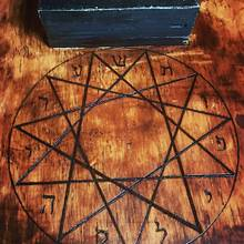 Poplar plywood altar - Woodworking Project by Cosmoethaeus