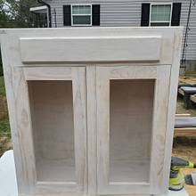 What the wife wants the wife gets - Woodworking Project by Hilltop woodworking