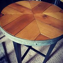 Reawakened coffee tables - Woodworking Project by Daz Wake