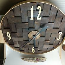 Walnut End Grain Clock - Woodworking Project by Galvipa
