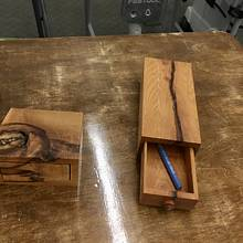 Bandsaw box build - Woodworking Project by Narinder Jugdev