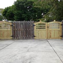 New Gates - Woodworking Project by Angelo