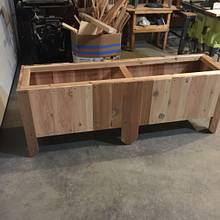 Planter boxes - Woodworking Project by MaggiesDad