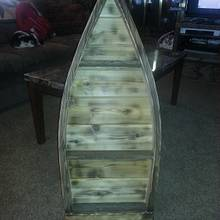 Nautical Duck Call Shelf - Woodworking Project by Rustoff