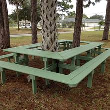 School bench - Woodworking Project by Angelo