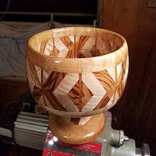 X Bowl - Woodworking Project by Will