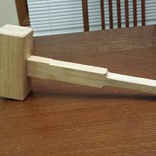 scrap wood mallet - Woodworking Project by Indianajoe