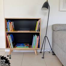 Bookcase for my daughter - Woodworking Project by Aurélien