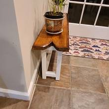 Console table - Woodworking Project by weekendwarrior