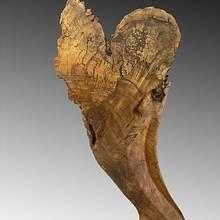 Heart love lamp - Woodworking Project by Ellenski
